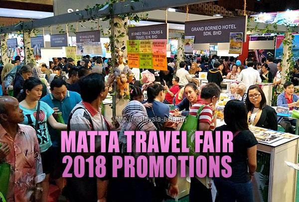 2018 Matta Fair Promotions