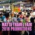 Matta Travel Fair 2018 Promotions