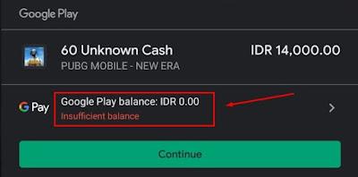 Mengubah Pembayaran Google Play