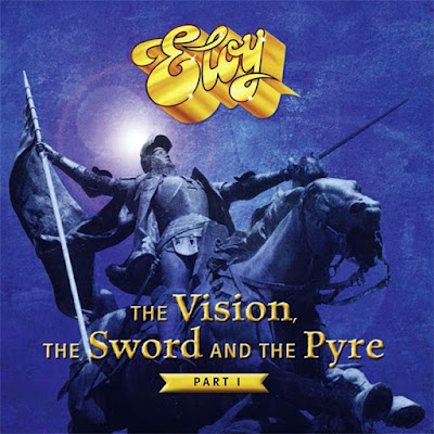 Eloy - The Vision, The Sword and the Pyre (Part I) (Artist Station, 2017)