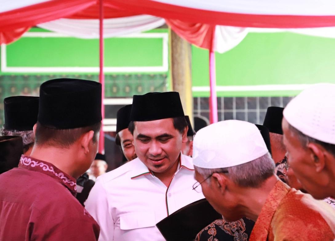 Buka Talkshow Kyai dan Santri, Wagub Jateng Ajak Umat Islam Kaffah dalam Beragama