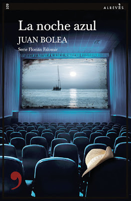 La noche azul - Juan Bolea (2021)
