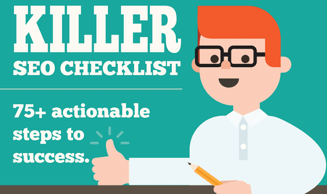 Killer SEO Checklist 75+ Actionable Steps To Success