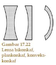Pembentukan Bayangan Benda pada Lensa Cembung 11