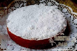 وصفة كعكة مرغريتا سهلة التحضير