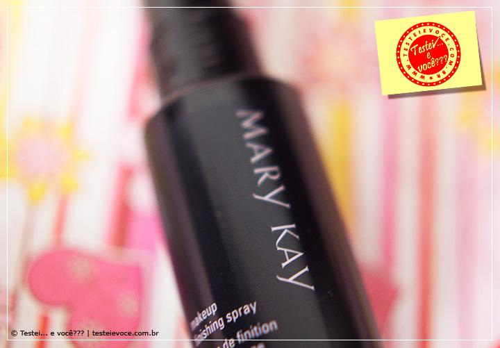 Spray Fixador de Maquiagem – Mary Kay
