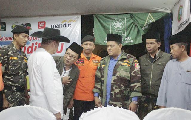 Habib Luthfi Minta TNI, Polri, dan Banser Tulus Bantu Pemudik