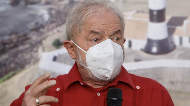 Lula diz que vai 'regular' meios de comunicação caso volte ao poder