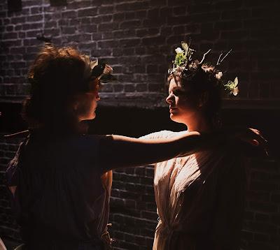 Rameau: Hippolyte et Aricie - Ensemble OrQuesta, Grimeborn Festival 2019 (Photo Andrea Grieger)