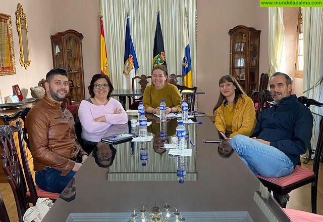 Fuencaliente trabaja en la promoción de actividades vinculadas al Astroturismo y el Ocio Activo en el municipio