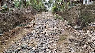 Pengecoran Jalan Dusun Sukasari RT 07 RW 06 Desa Mekarsari