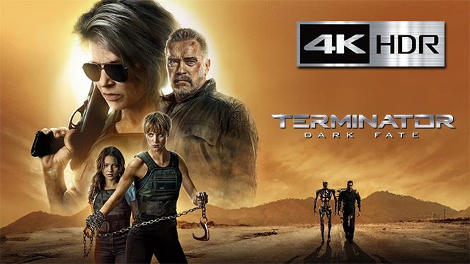 Terminator: Destino Oculto (2019) 4K UHD [HDR] Latino-Ingles