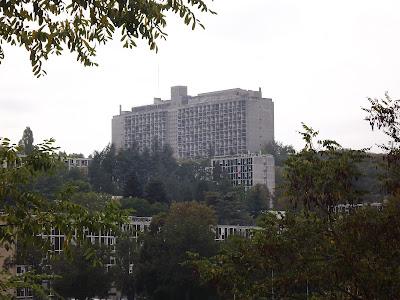 L'Unité d'habitation Le Corbusier à Firminy (Photo T. C.)