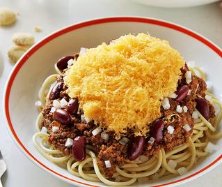 Cincinnati Chili Con Carne