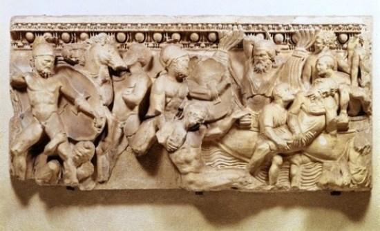 Στο «φως» νέα στοιχεία για τη μάχη του Μαραθώνα