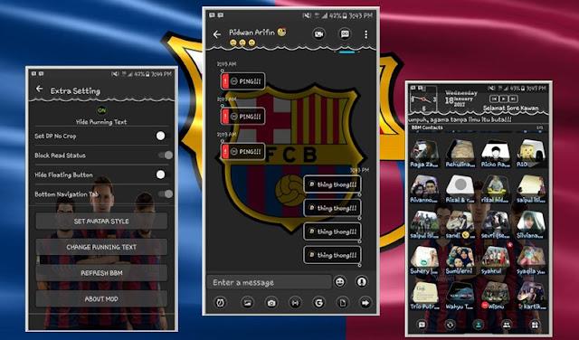 BBM Barcelona Mod Apk