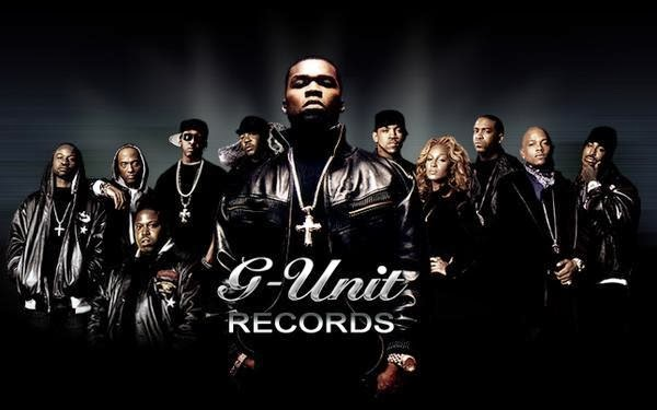 50 Cent And G Unit Part Ways With Interscope Records After 12 Years