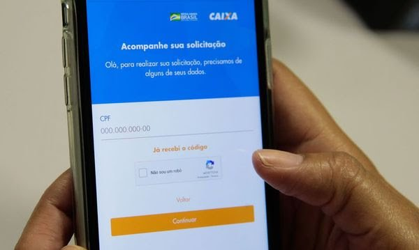 Cadastros não aprovados do auxílio de R$ 600 poderão ser refeitos; 2ª parcela será paga quinta (23)