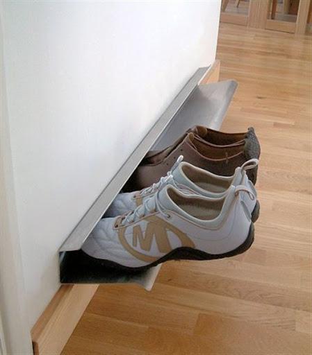 Kerajinan Dari Kardus Rak Sepatu