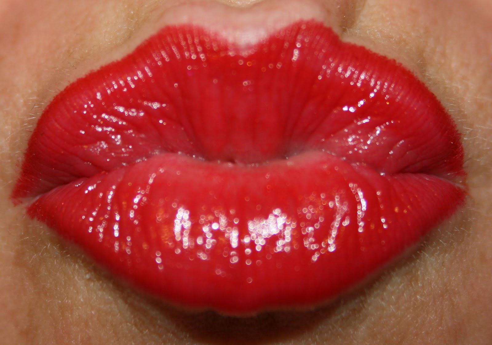 Das Beautytagebuch: Rote Lippen soll man küssen