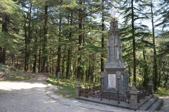 Lord Elgin's Memorial Dharamshala