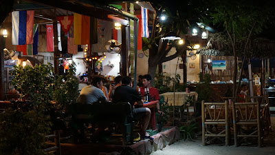 Just a pub this side of Koh Lipe Walking Street