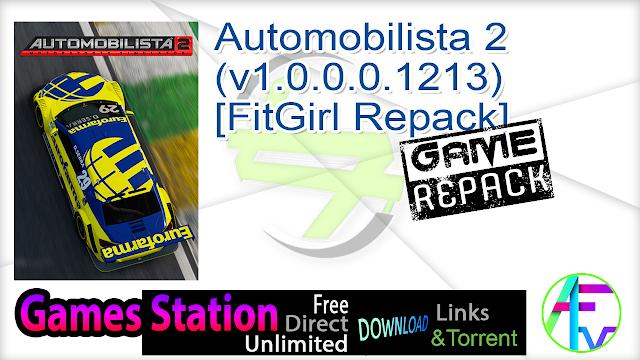 Automobilista 2 (v1.0.0.0.1213) [FitGirl Repack]