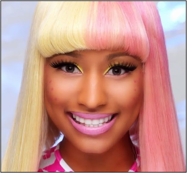 Make- Magazine Nicki Minaj Make Fabricated Easy