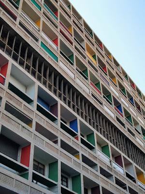 Le-Corbusier-unitè-d'habitation-architettura-francia