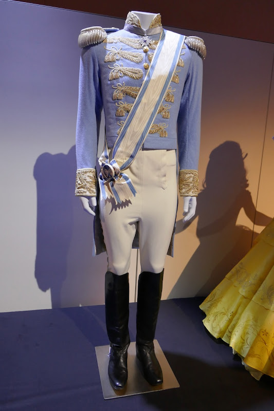 Richard Madden Prince Charming wedding costume Cinderella