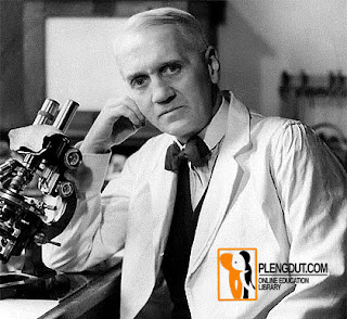Pict: An incidental discovery by Alexander Fleming in his laboratory changed medicine.