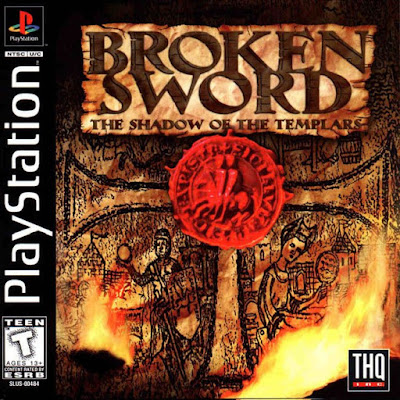 descargar broken sword the shadow of the templars psx mega