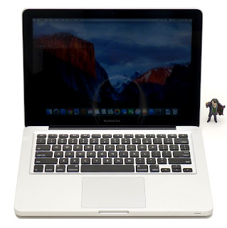 MacBook Pro Core i5 13-inch 2012 Bekas Di Malang