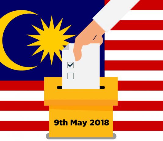 Tahniah Malaysia! Pilihan Raya ke 14 Paling Bersejarah.