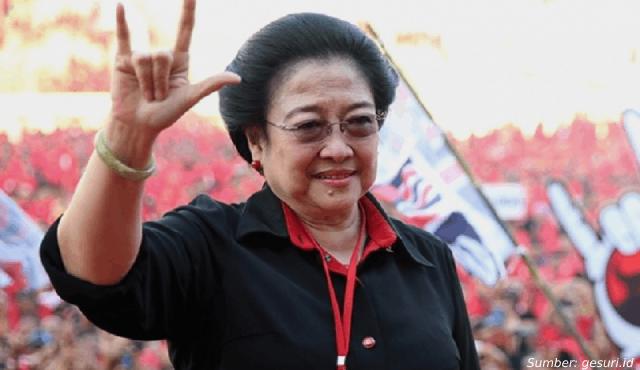 Tak Pernah Ucapkan Dirgahayu ke Parpol Negara Lain kecuali PKC, Pengamat: Bukti PDIP & Megawati Berkiblat ke PKC!