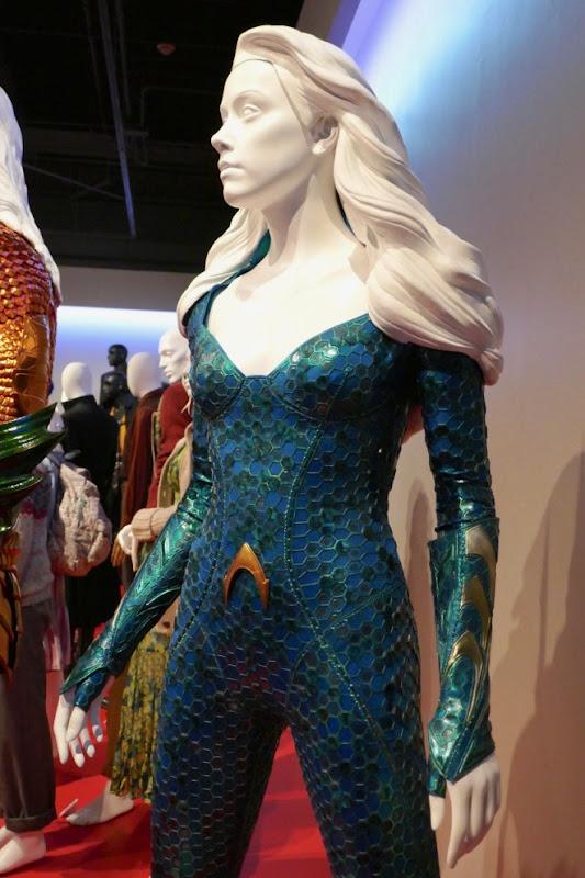 Mera movie costume Aquaman