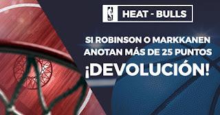 paston promo nba heat vs bulls