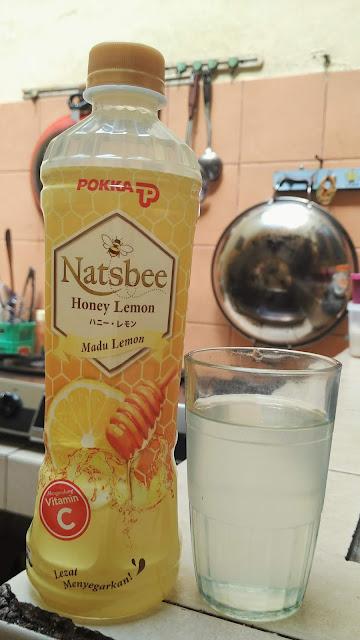 Nastbee honey lemon