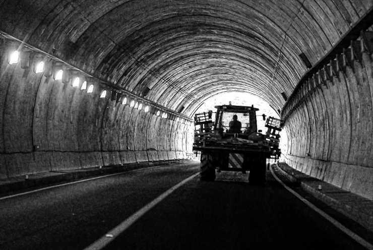 Túnel de Arro