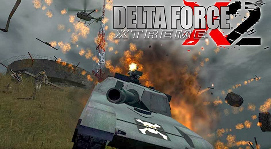 Delta Force Xtreme II Download Full Version PC Game