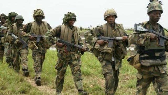 Lutte contre Boko Haram - Armee Camerounaise