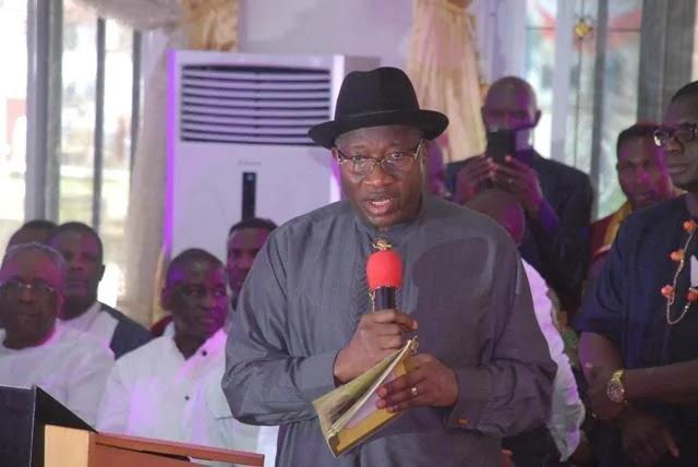 Jonathan warns politicians against bitter, destructive politics