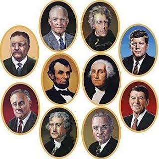 من هم الرؤساء الأمريكيون الذين فازوا بجميع الولايات الخمسين؟