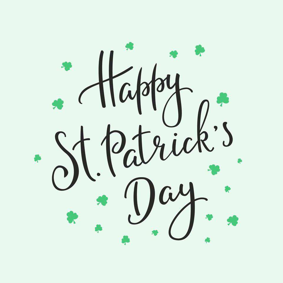 St. Patrick's Day Wishes pics free download