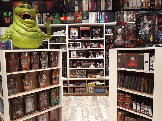 ECC Comics inaugura tienda en Madrid.