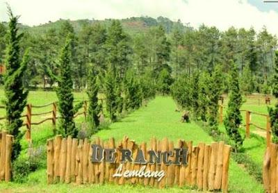 10 Tempat Wisata di Bandung Hits Terbaru Untuk Menyambut Tahun Baru 2020