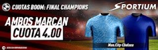 Sportium Cuota Bom Final Champions