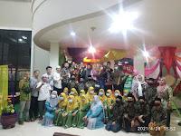 Acara Buka Bersama DPC Projo Muara Enim Dihadiri Dirut dan Direksi PT. Bukit Asam Tbk.