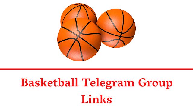 【BEST】Basketball Telegram Channels & Group Links