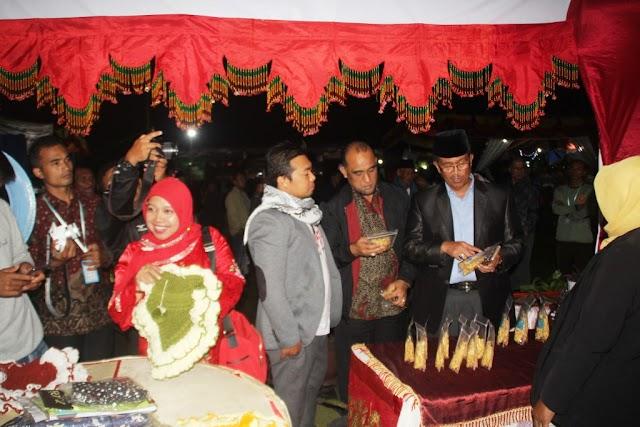 Pameran Nagari Surian Promosi Produk Lokal